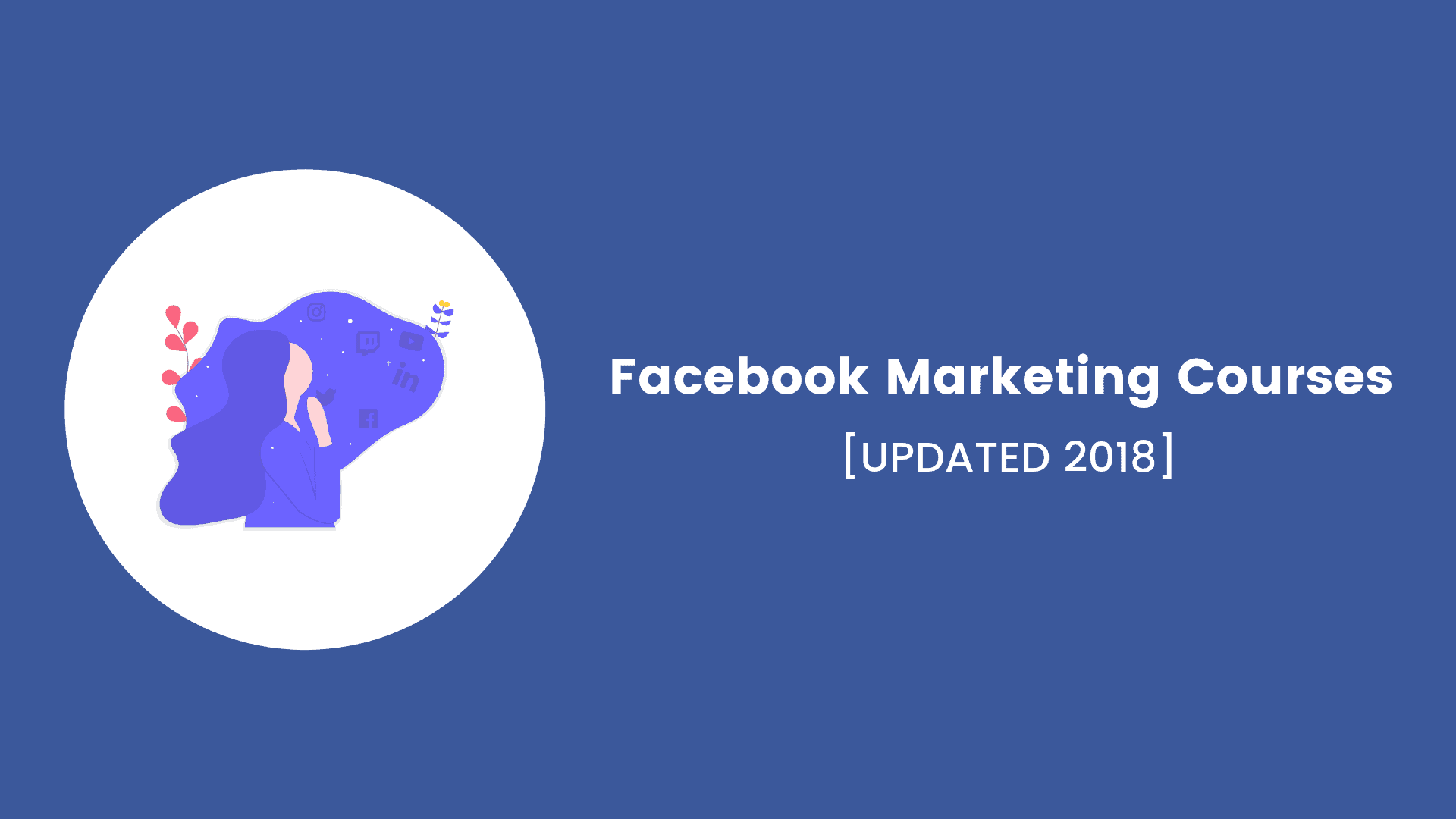 facebook marketing courses