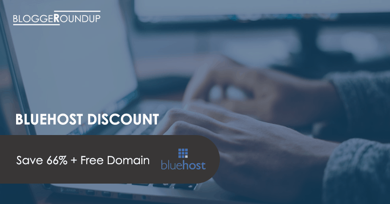 [Deal Alert] BlueHost Hosting Coupon 2020: Save 66% + Free Domain