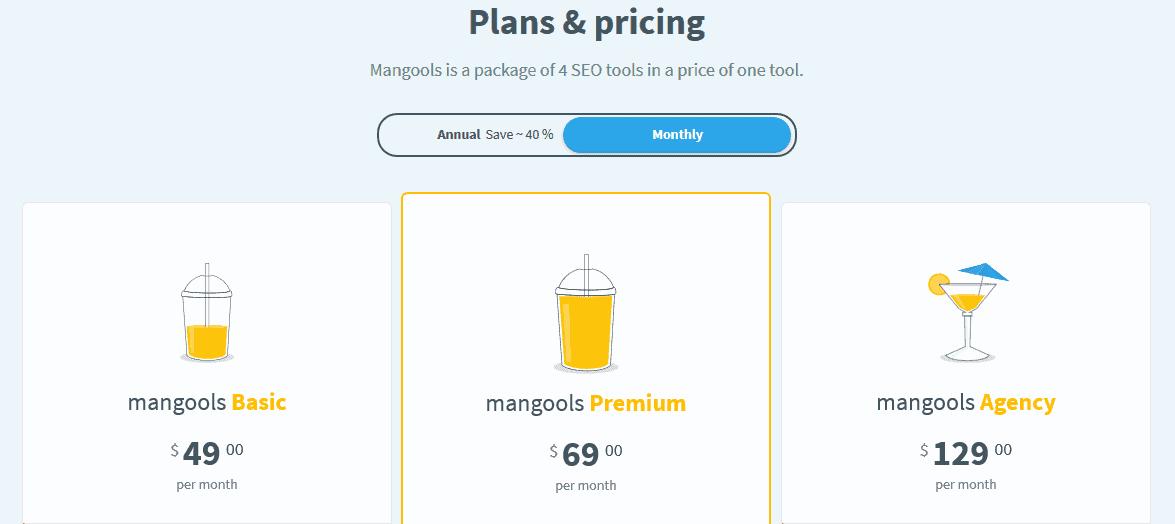 KWFinder-Pricing
