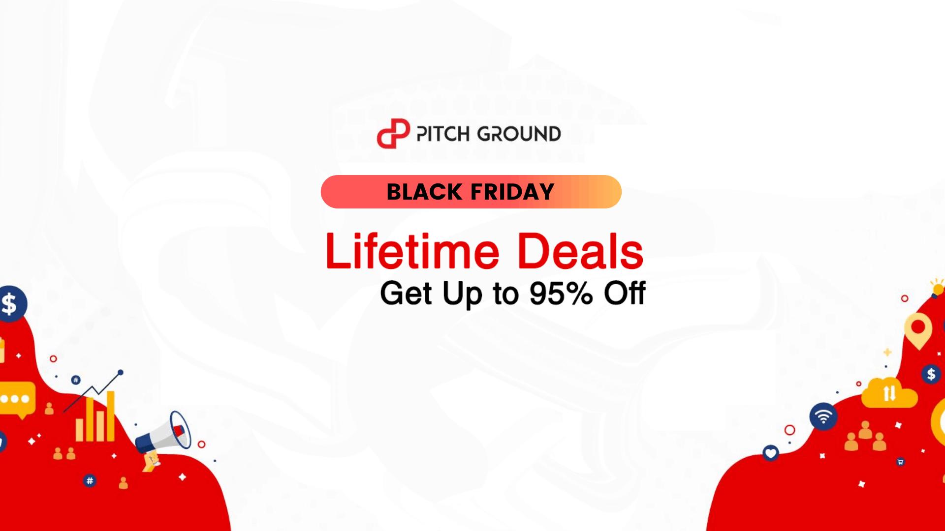pitchground lifetime deals