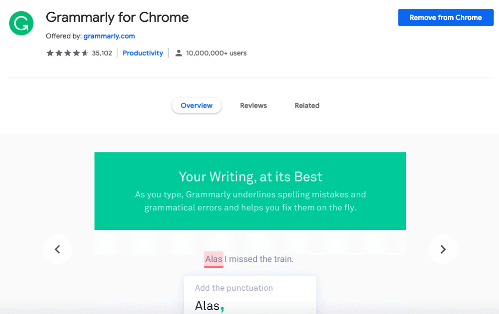 10+ Best SEO Chrome Extensions for Bloggers 11