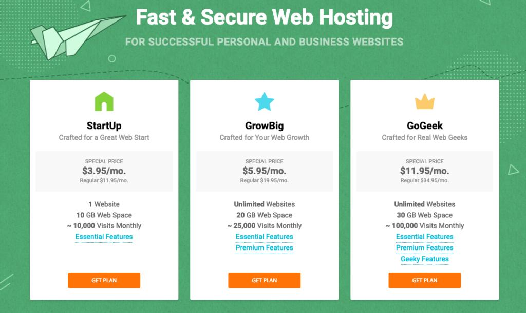 siteground-web-hosting-plans