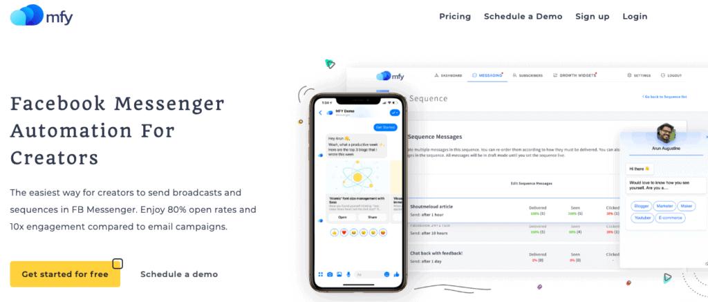 Mfy-messenger-bot