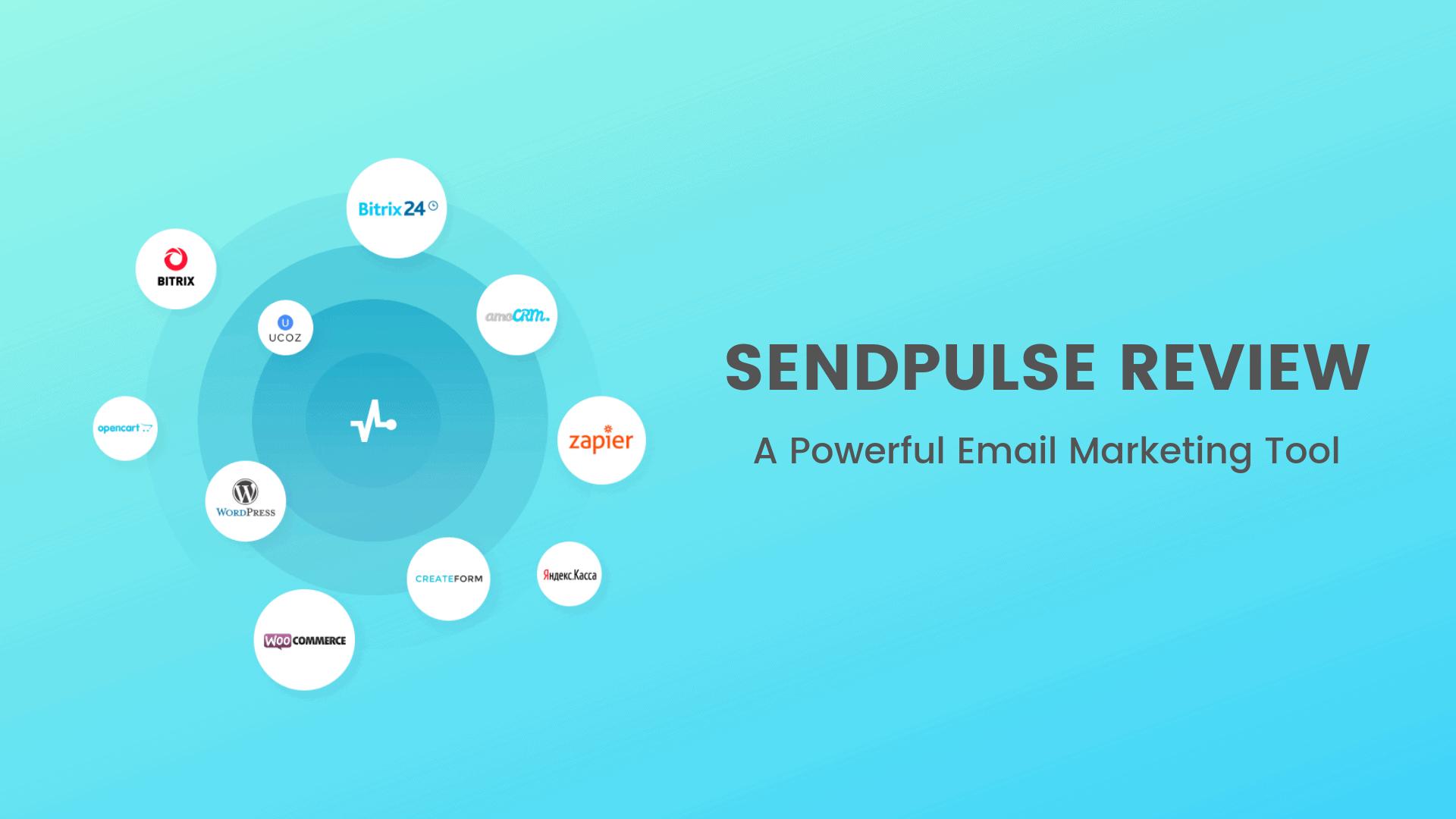 SendPulse Review 2019