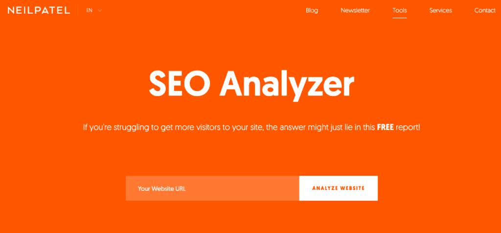 SEO Analyzer-seo-analysis-tool