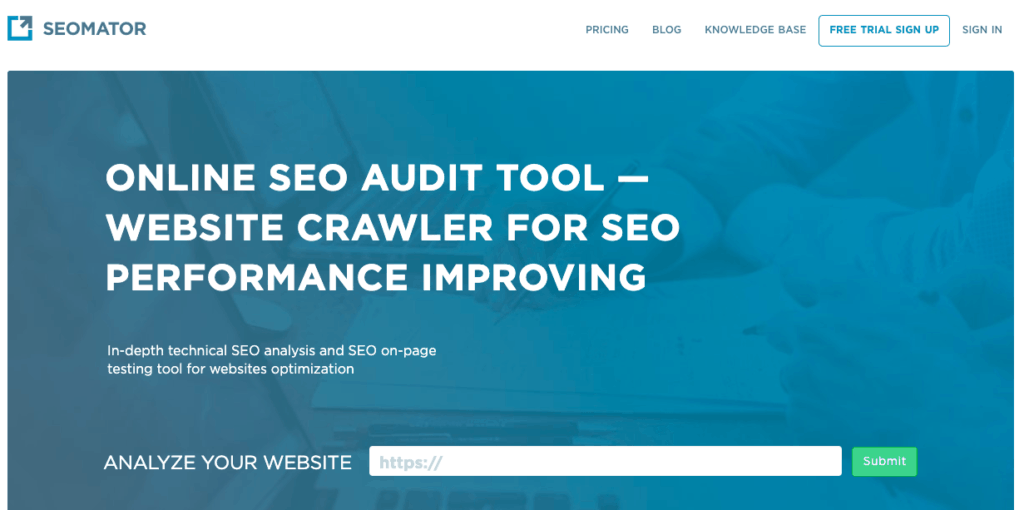 SEOMator-seo-analysis-tool