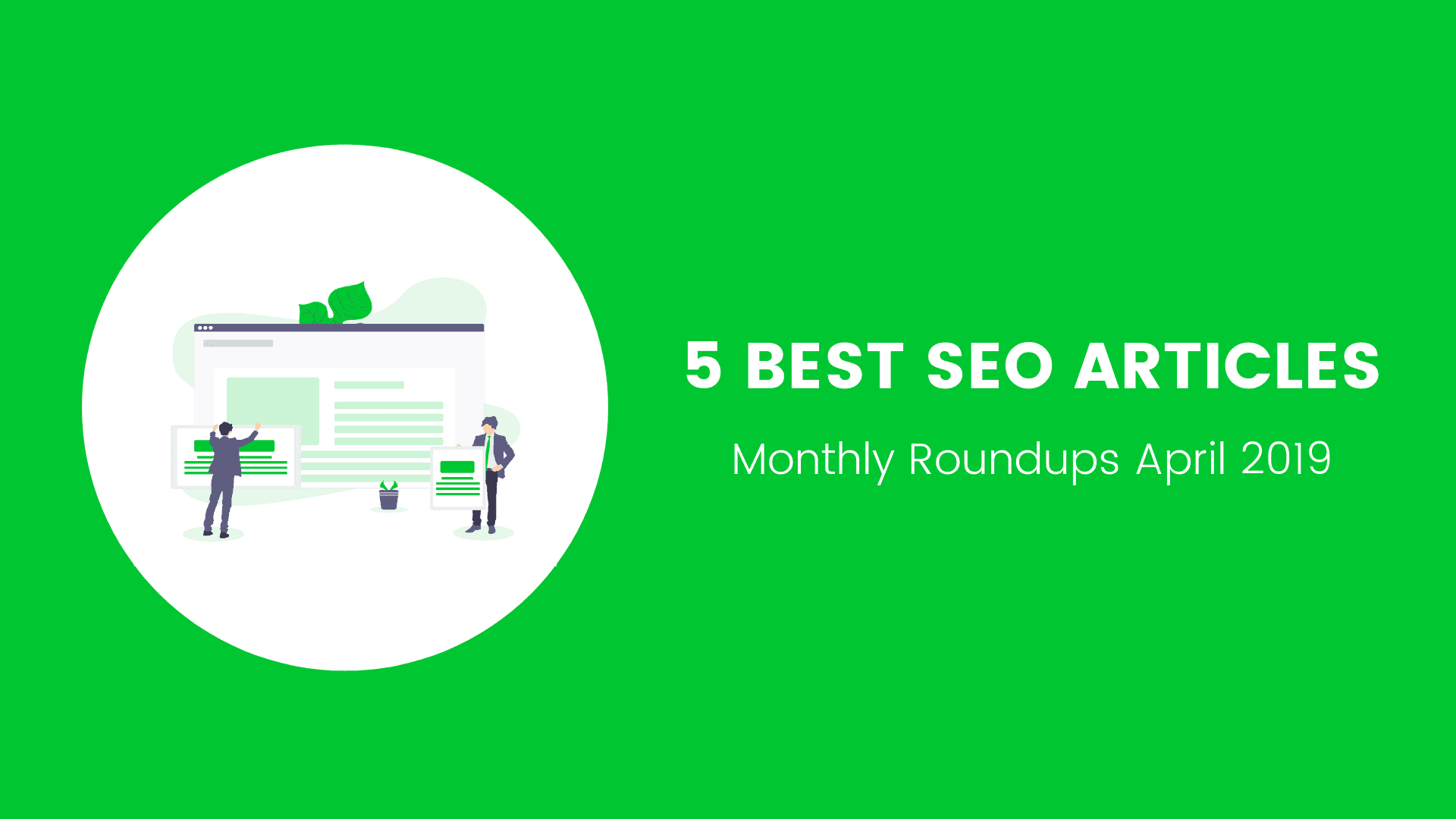 best seo articles