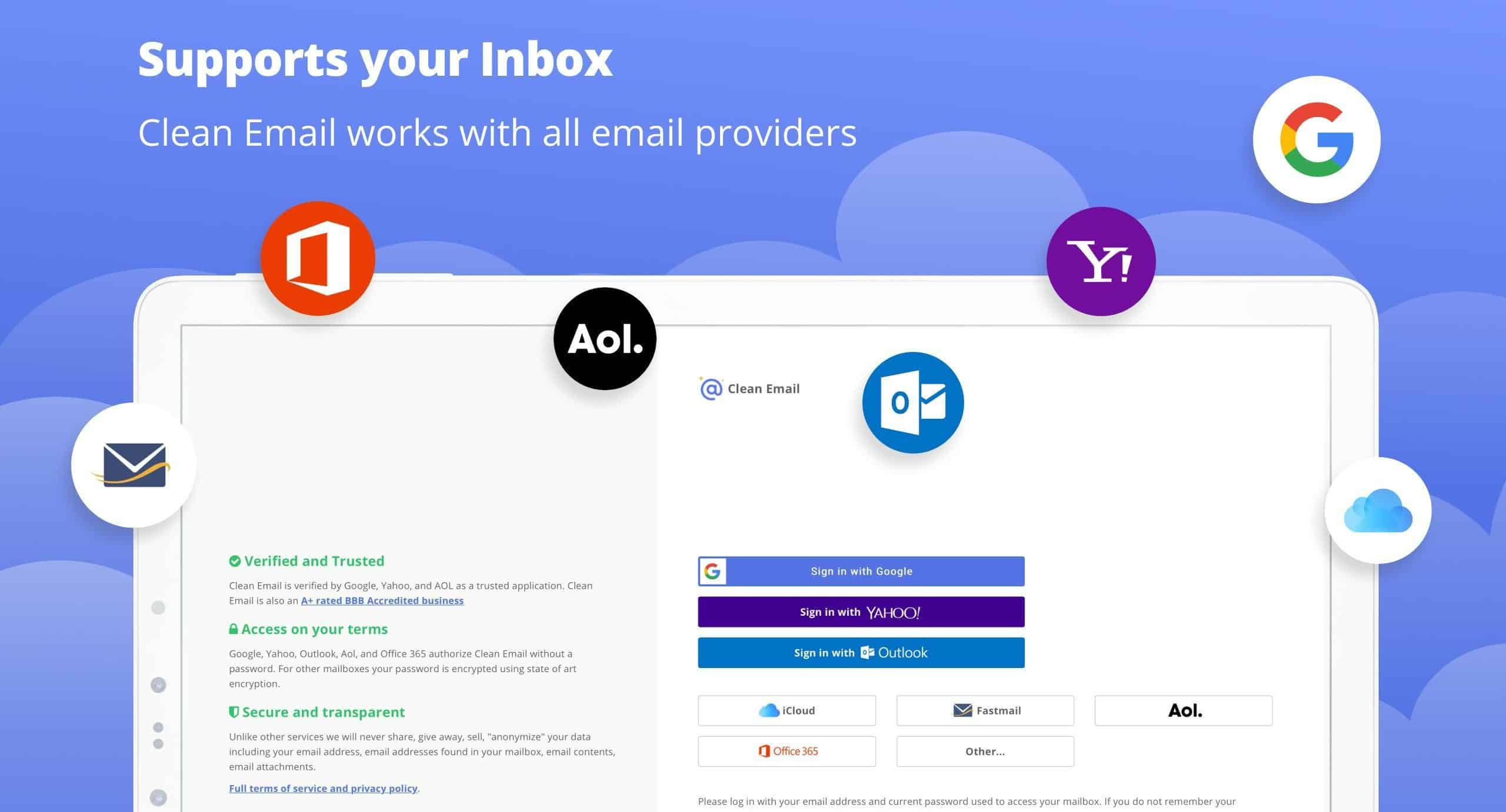 clean-email