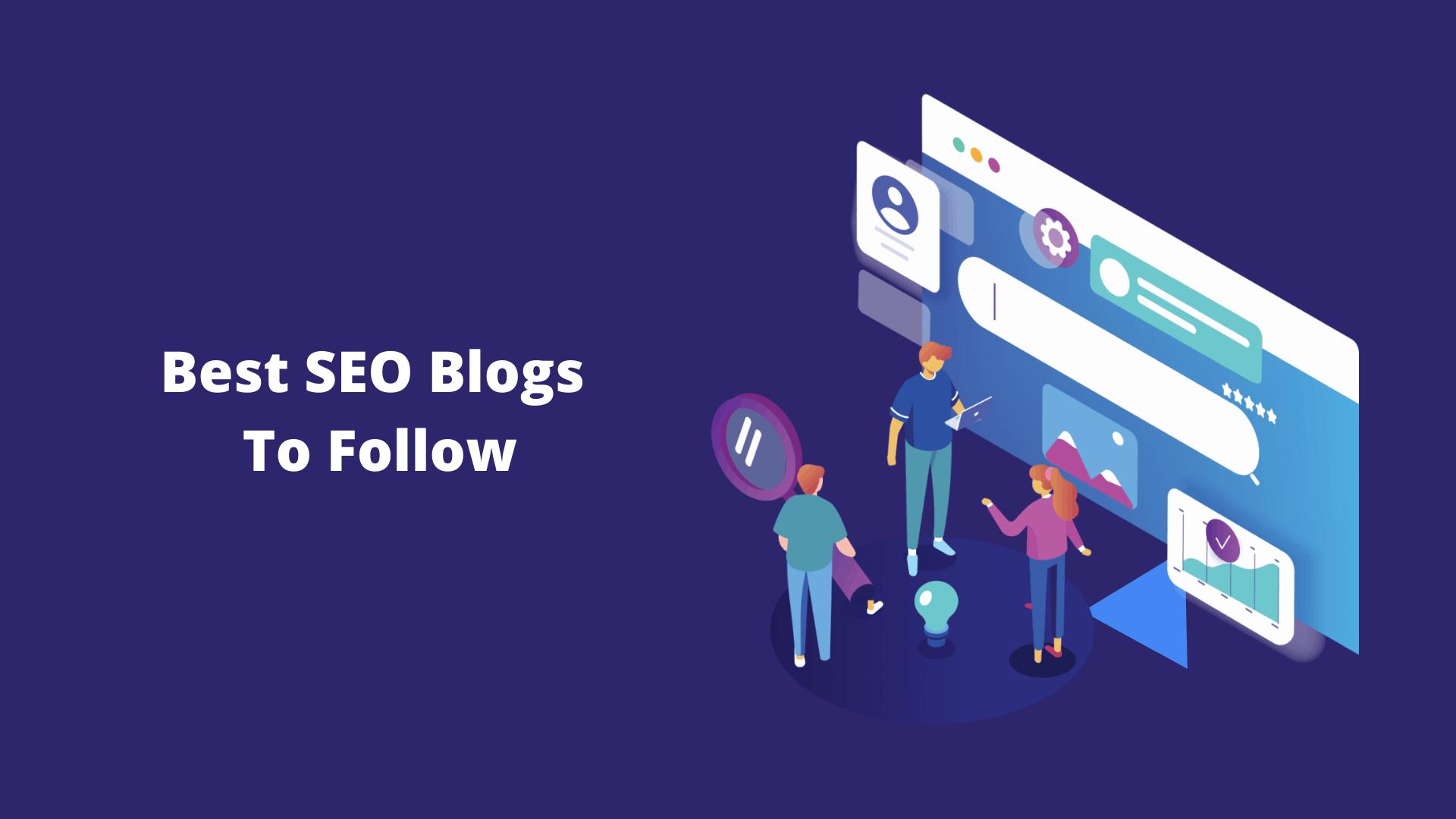 best seo blogs to follow