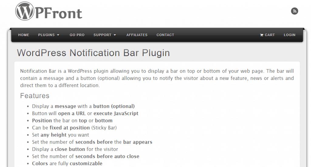 wpfront-wordpress-plugin