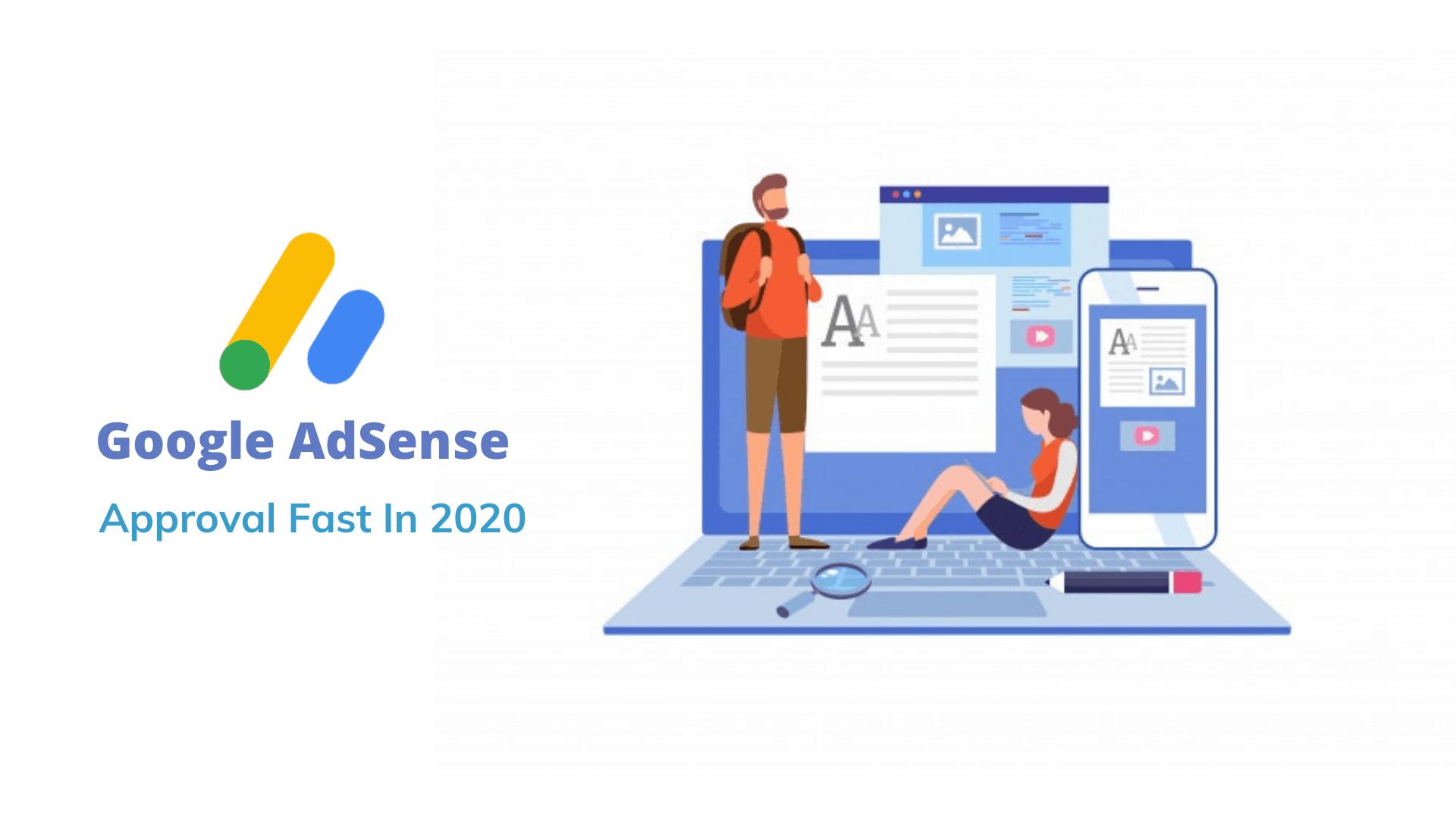 google_adsense_approval_fast_2020