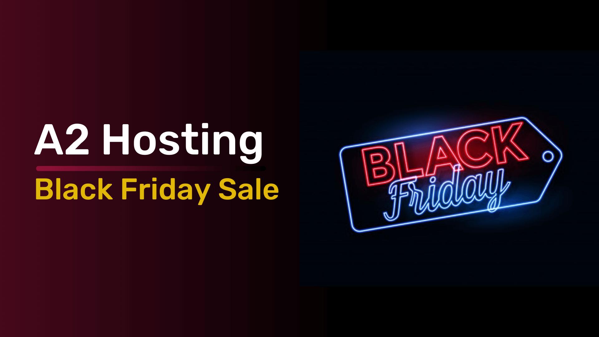 Ahosting-Black-friday-deal