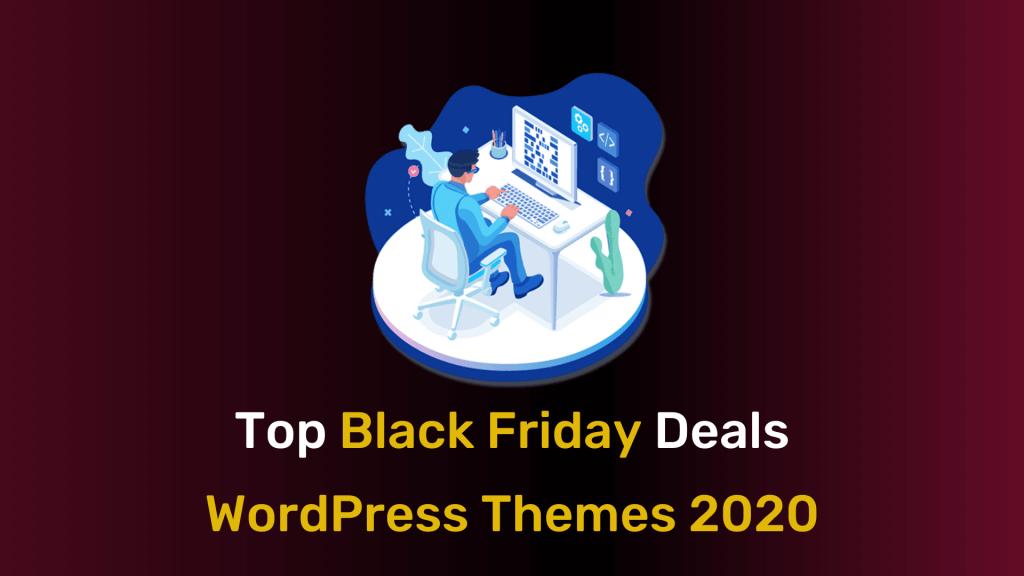 Top Black Friday Cyber Monday WordPress Theme Deals – Don't Miss It