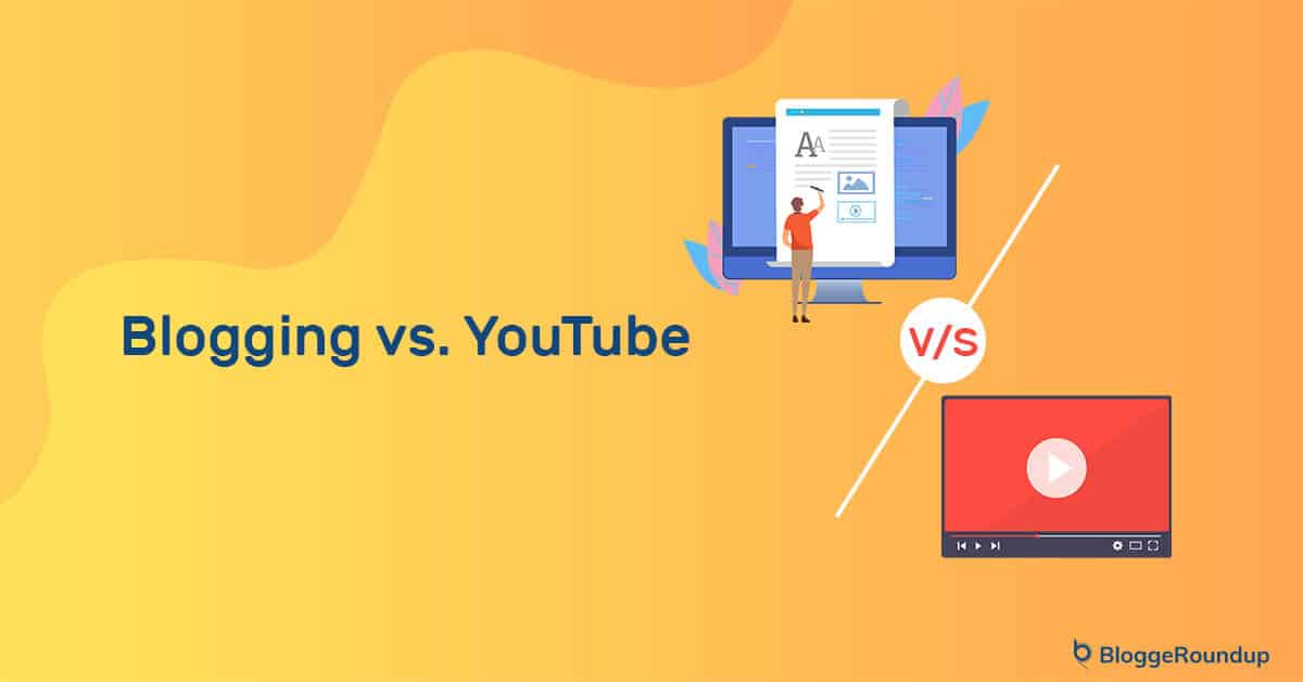 Blogging-YouTube