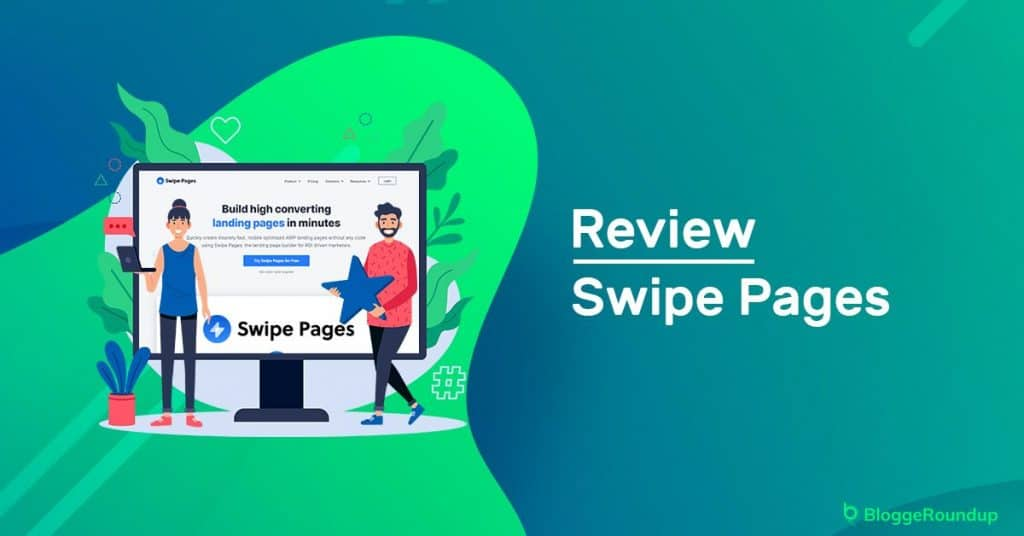 Swipe Pages Review: Best Landing Page Builder Software