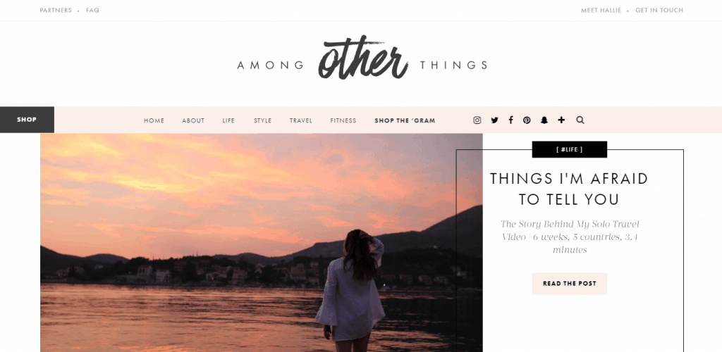 Among-other-things