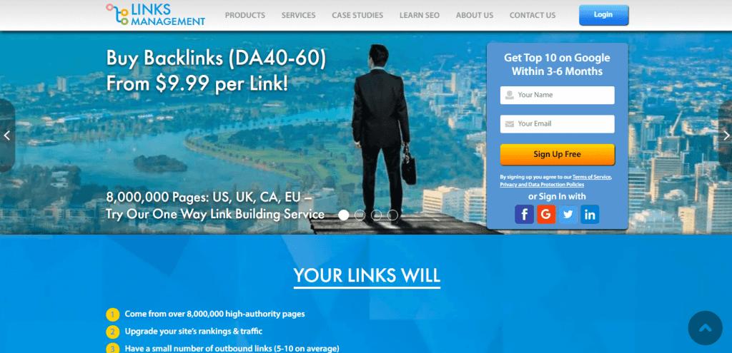 link-management