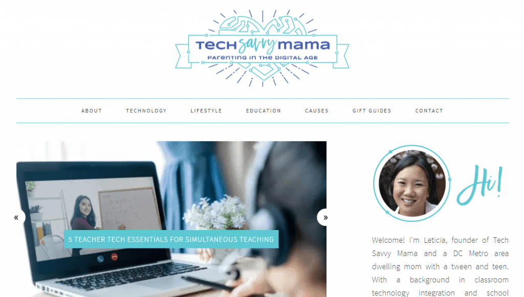 tech-savvy-mama
