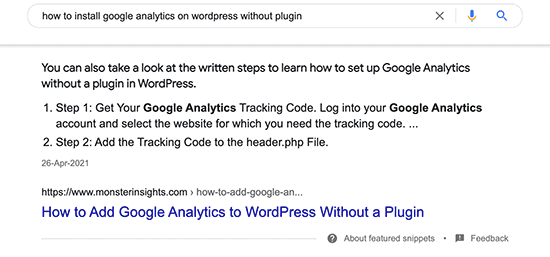 google-featured-snippet-answerbox